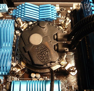 Cooler Master Seidon 240M Water Cooling System Review