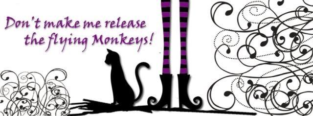 Don't Make Me Release The Flying Monkeys