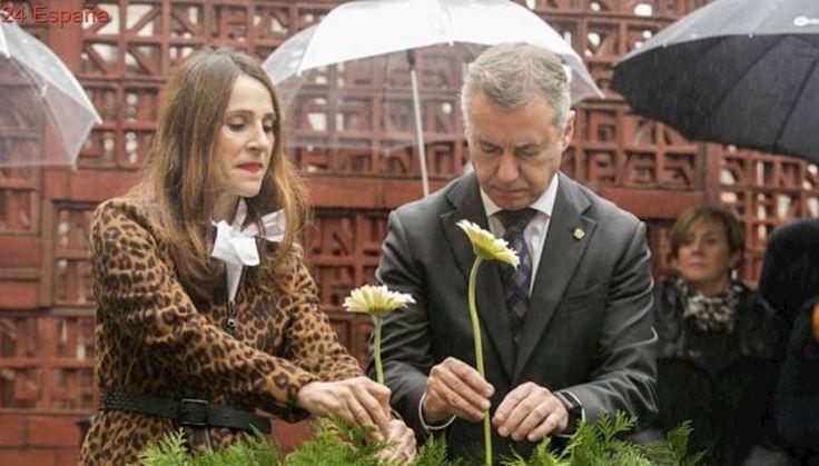 La división política se apodera del «Día de la memoria» en el País Vasco