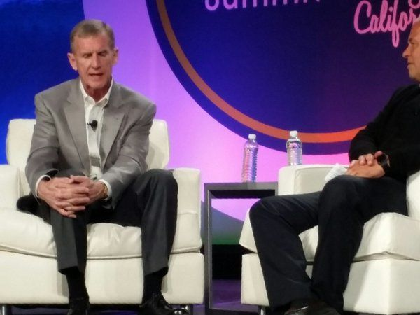 """General Stanley McChrystal: """"Every young American should have the opportunity to do 1 year of service"""" #asugsvsummit - Twitter Search"""