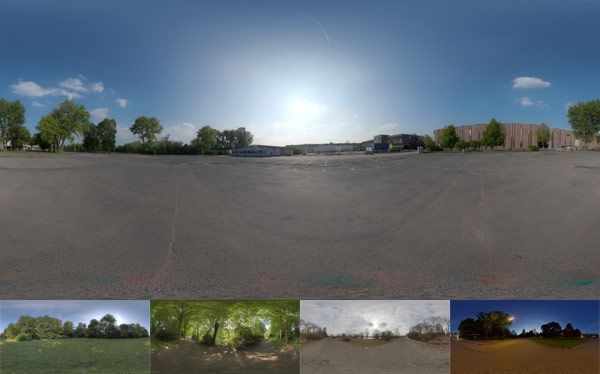 HDRI Hub is pleased to provide you free HDRI environment maps that you can use in your private and commercial projects.