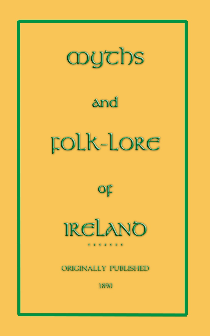 a study of irish folklore and superstitions Get this from a library folklore in america tales, songs, superstitions, proverbs, riddles, games, folk drama and folk festivals [tristram potter coffin hennig cohen] -- anthology comprising material taken from all sections of the north american continent.