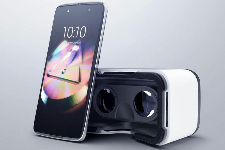 Alcatel lança IDOL4 com óculos de realidade virtual no Brasil - http://www.showmetech.com.br/alcatel-lanca-idol4-com-oculos-de-realidade-virtual-no-brasil/