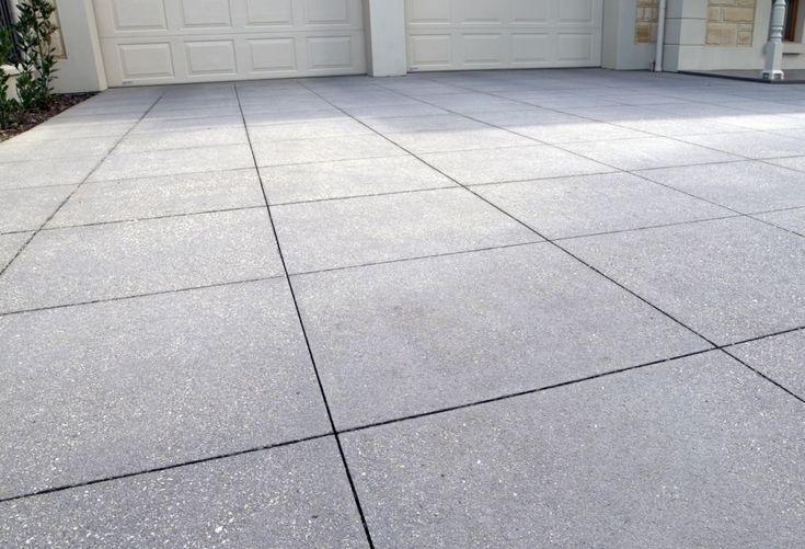 Decorative Concrete Driveways