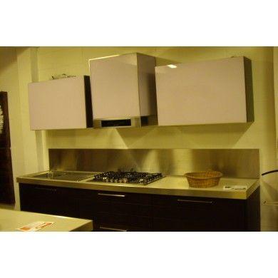 Cucina LUBE Maura con Isola - a soli €3.850 con elettrodomestici inclusi - solo su www.mobistock.it