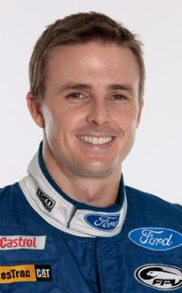 Mark Winterbottom - Congratulations on 2013 Bathurst 1000 win.
