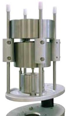 MP1200 determines melt-mass flow rate (MFR) and melt-volume flow rate (MVR) of thermoplastic materials