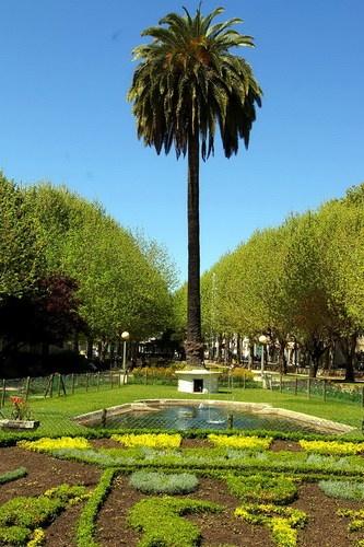 Jardines, Coimbra, Portugal