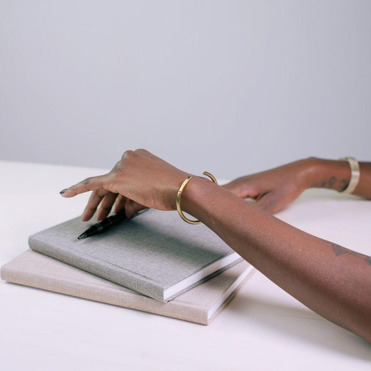 Bracelet 4 - Brass  from Metal bracelets in Bracelets