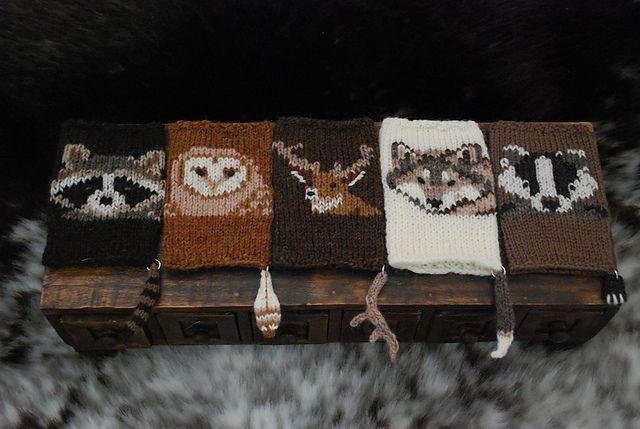 Ravelry: the woodsy association pattern by tiny owl knits