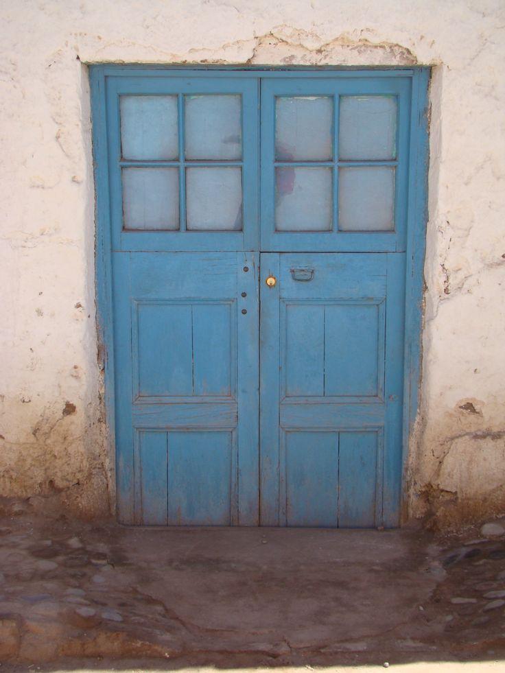 Puerta de San Pedro de Atacama