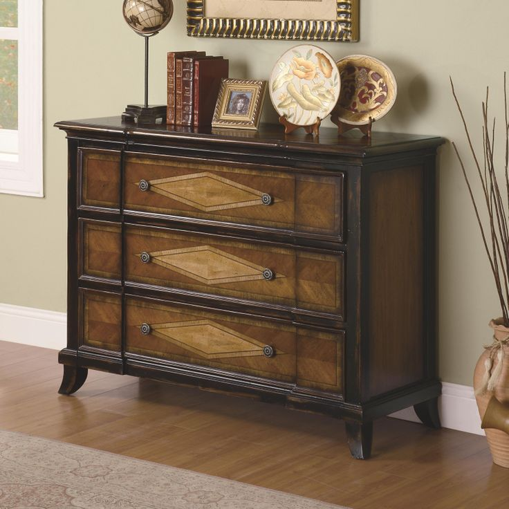 coaster furniture accent cabinets twotoned accent cabinet