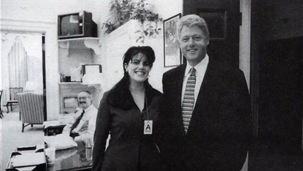 "Monica Lewinsky: ""Time to burn the beret and bury the blue dress"""