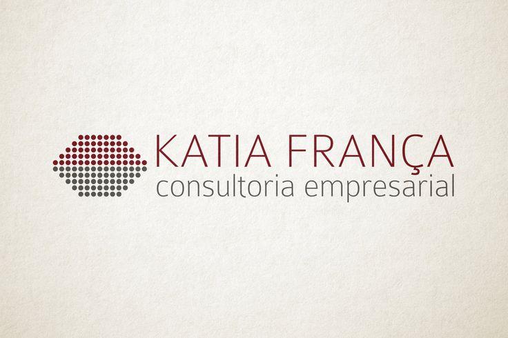Logo - Katia França - Consultoria Empresarial