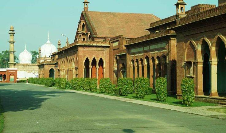 Aligarh Muslim University AMU