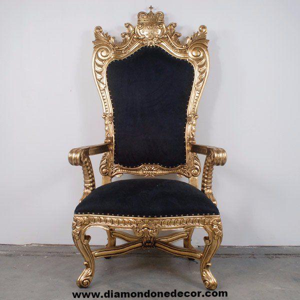Best 25+ King chair ideas on Pinterest   Queen chair, King ...