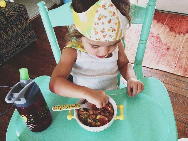 What Marlowe Eats | Oh Dear Drea (vegan toddler meal ideas)