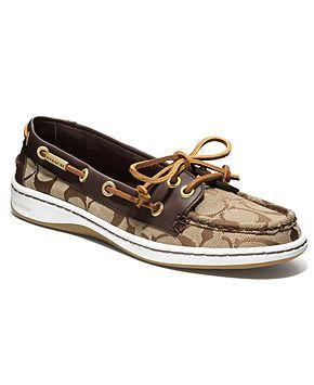 COACH RICHELLE FLAT - Coach Shoes - Handbags & Accessories - Macy's