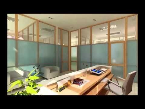 Ide Desain Ruang Kantor Modern Mewah