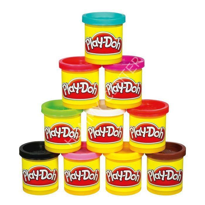 Playdoh Gökkuşağı Seti 10lu | Play-Doh | Eğitici Oyuncaklar