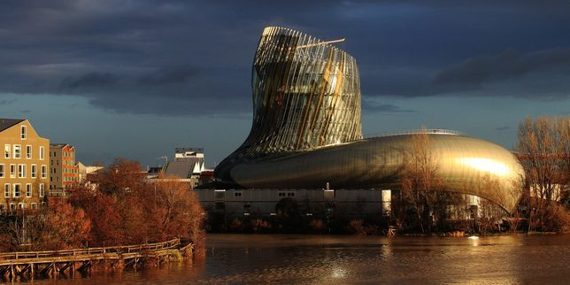 La Cité du vin de Bordeaux, musée grand cru