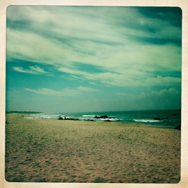 Praia de Afife - Afife, Portugal