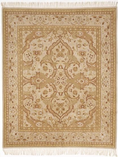 Hand Knotted Nepalese Rug (8'x 10') Treniq Rugs. View thousands of luxury interior products on www.treniq.com