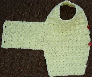 Dog Sweater Crochet Pattern for Small Dogs - Made-to-order request for Catie's pups