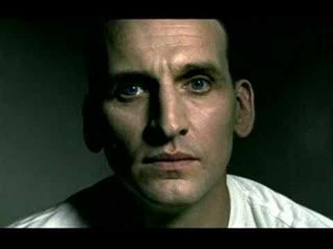 "The music video for ""Proof"" by I Am Kloot.  Basically 2 minutes and 43 seconds of Christopher Eccleston staring into a camera."