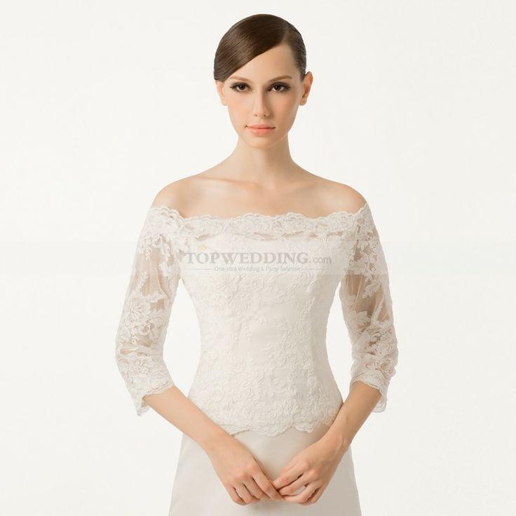 120 best Wedding Jackets/Wraps images on Pinterest