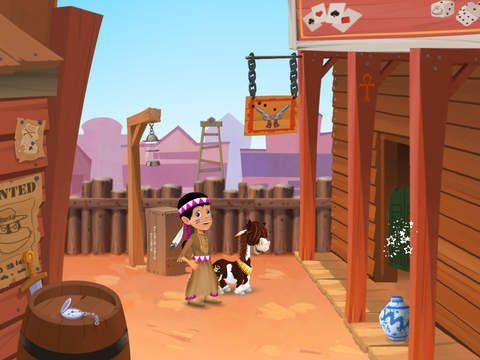 the amazing quest - jeu d'aventure enfant - lily