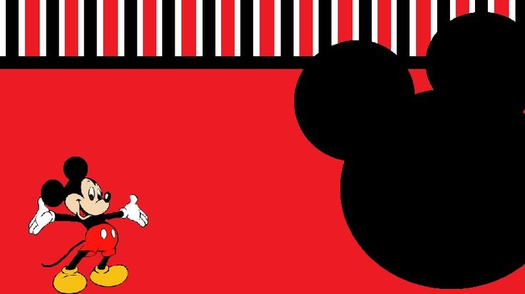 mickey mouse | e-invite template | birthday ideas | pinterest, Invitation templates