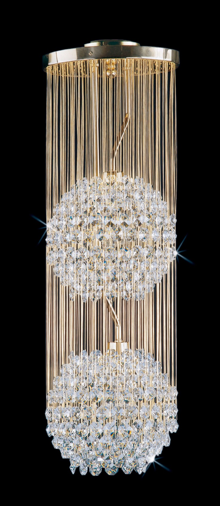 Chandelier Lighting #lighting