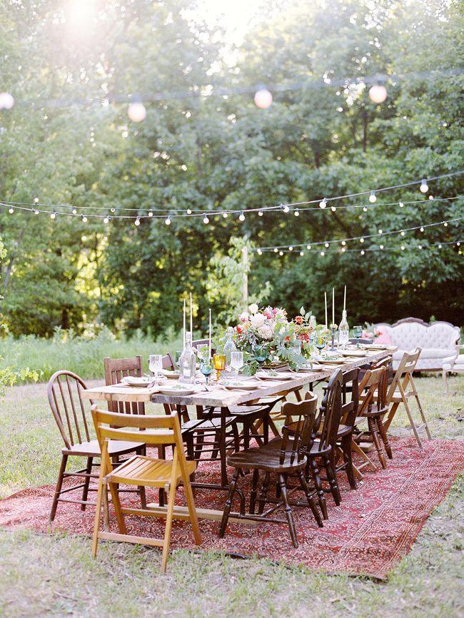 Intimate Woodland Wedding // Katherine + Stephen   Coastal Bride