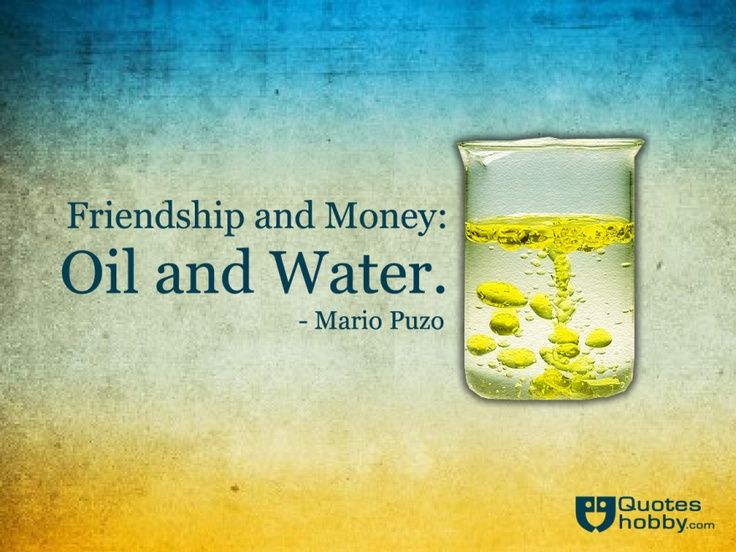 friendship and business don t mix quotes