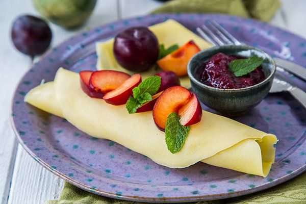 Dairy-Free Crepes