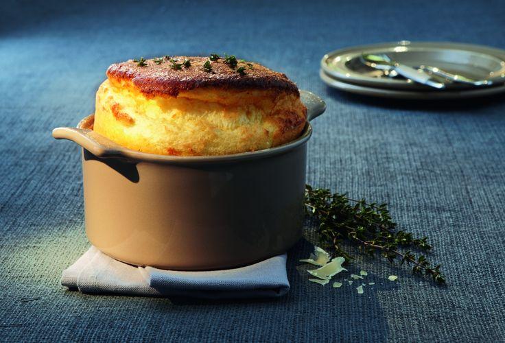 Zestaw do sufletów - Emile Henry - DECO Salon #soufflé #dish #cooking #baking #kitchenaccessories