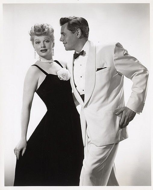 Lucille Ball. Lucille Ball and Desi Arnaz