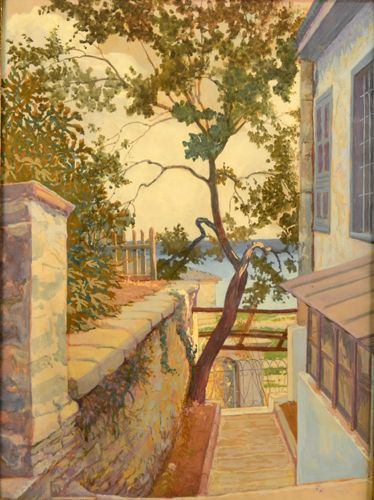 Jean Leon Cosmovici (1888-1952) – VEDERE SPRE MARE