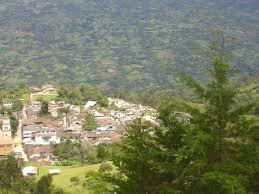 go to my Grandmother's birth place....Manta, Cundinamarca