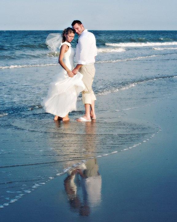 Beautiful Tybee Island Wedding