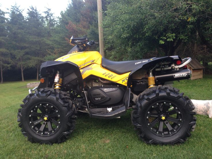 My Can-Am Renegade