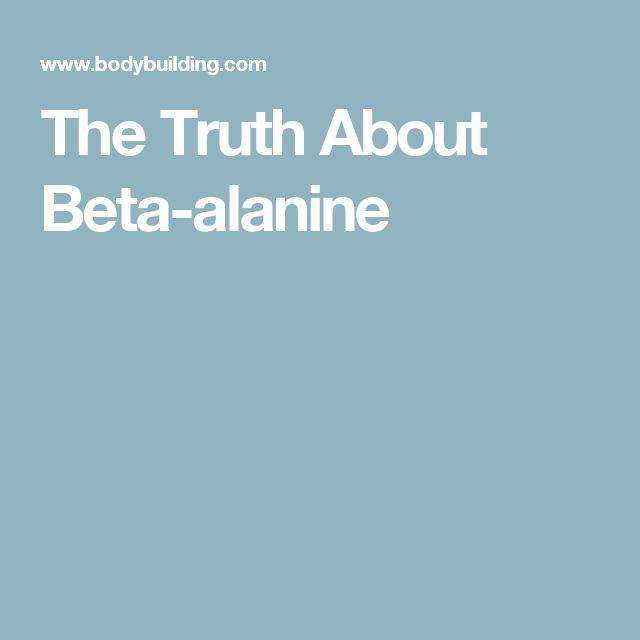 1000+ ideas about Beta Alanine on Pinterest | Pre Workout