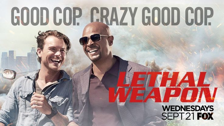 Lethal Weapon - TV Series News, Show Information - FOX