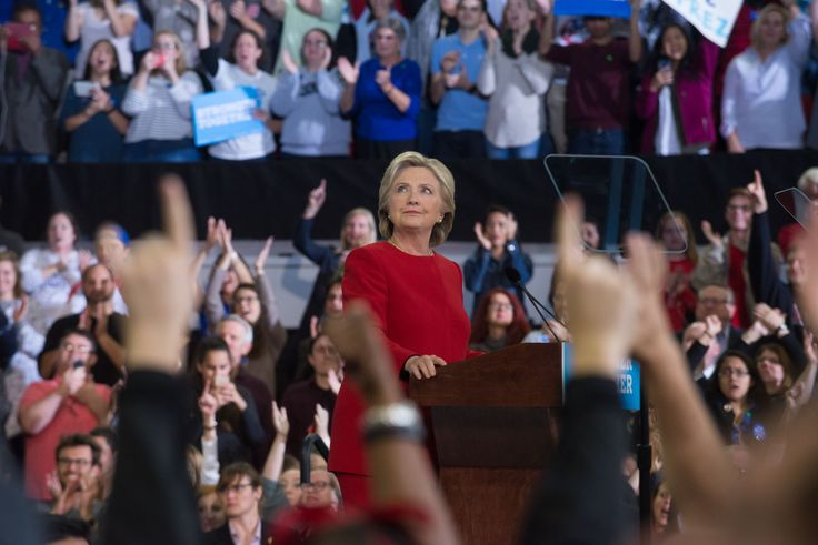 Donald Trump will be headed to the White House, but election results show Hillary Clinton may have been favored by more voters.