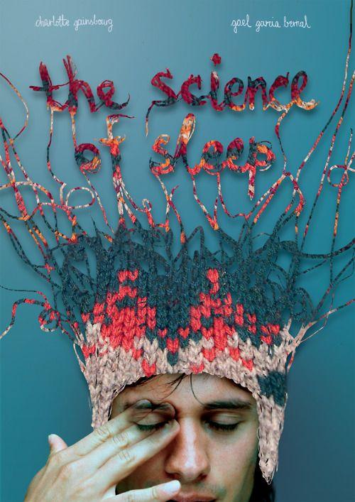 science of sleep: Movie Posters, Dreams, Romances Movie, Posters Design, Michele Gondry, Film Posters, Sleep, Michele Gondri, Science