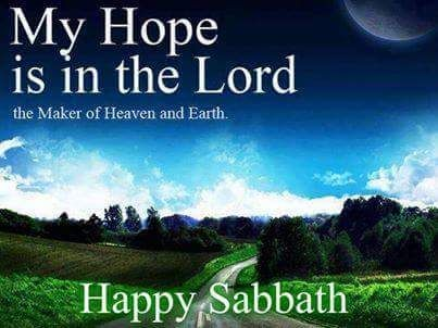 Sing Out My Soul to The Lord: HAPPY SABBATH + PRAYER : Caring Is CARING Is Shari...