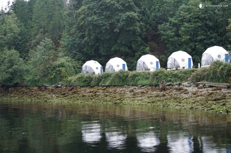 Domes in British Columbia