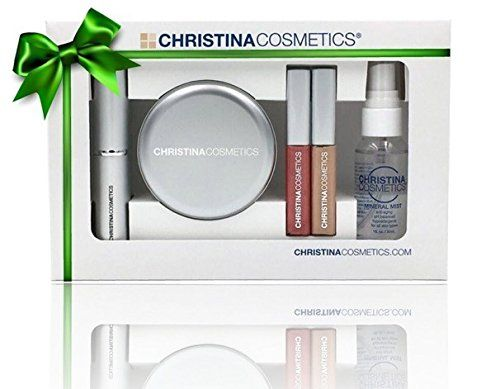Christina Cosmetics Perfect Pigment 1 Gift Box: FULL SIZE 7 PIECE KIT in Gift Box >>> Find out more details by clicking the image : Makeup Sets