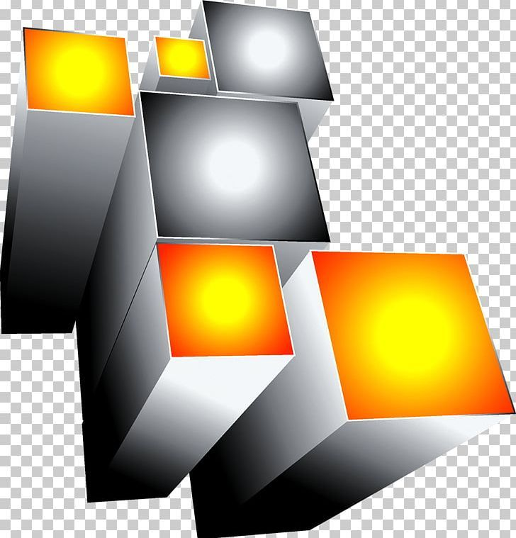 Cube Three Dimensional Space Png Three Dimensional Cube Png